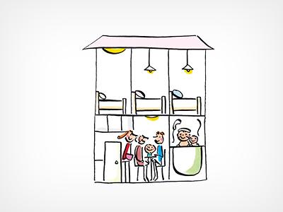 二世帯・多世帯の住まい | 住宅・ハウスメーカーのトヨタホーム